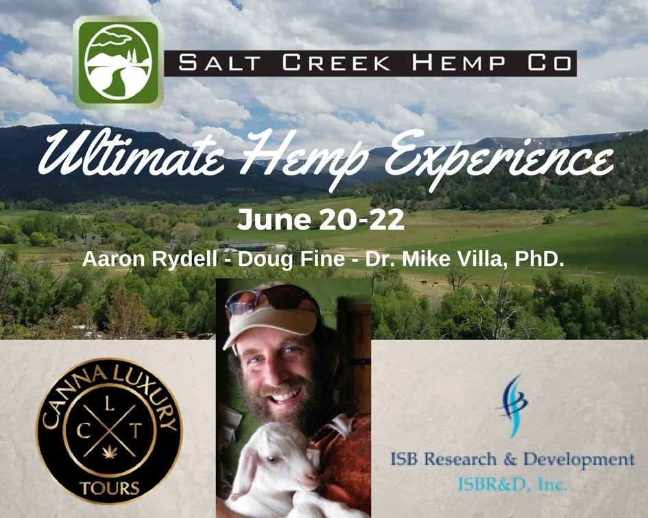 Ultimate Hemp Experience | Salt Creek Hemp Co